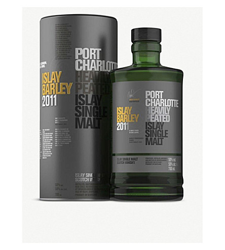 BRUICHLADDICH Port charlotte islay barley whisky 700ml