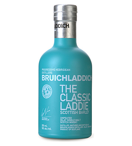 BRUICHLADDICH The classic laddie scottish barley whisky 200ml