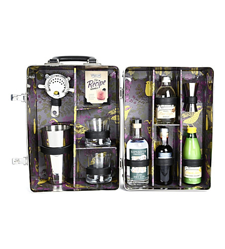 TIPPLESWORTH Bramble cocktail case 700ml