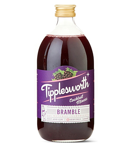 TIPPLESWORTH Bramble cocktail mixer 500ml