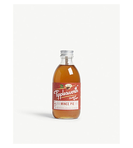 TIPPLESWORTH Mince pie cocktail syrup 250ml