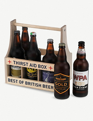 BEST OF BRITISH London Ale selection 9x330ml