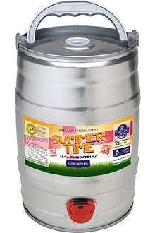 BEST OF BRITISH Craft beer keg 5000ml