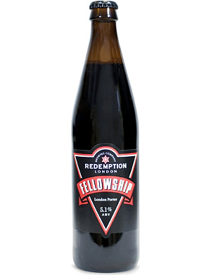 REDEMPTION BREWING COMPANY Fellowship Porter 500ml