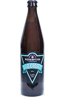 REDEMPTION BREWING COMPANY Big Chief IPA 500ml