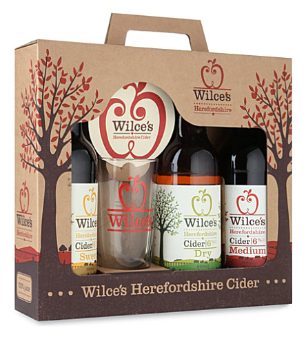WORLD OTHER Cider gift pack 3 x 500ml