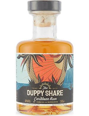 DUPPY Caribbean golden rum 200ml