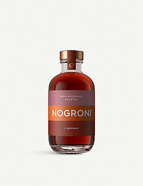 SEEDLIP: Seedlip Nogroni non-alcoholic cocktail 200ml