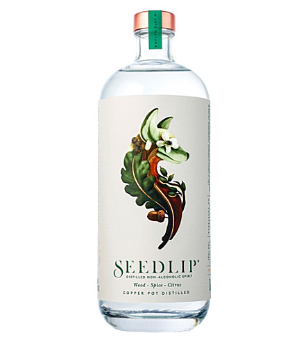 Seedlip distilled non-alcoholic spirit 700ml