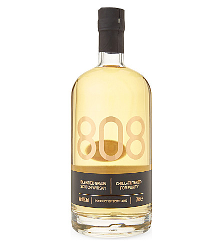 BLENDED WHISKY 808 blended grain whisky 700ml