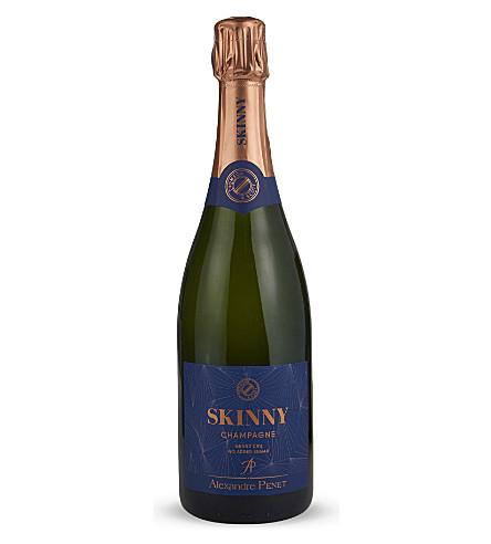 CHAMPAGNE Skinny champagne grand cru brut 750ml