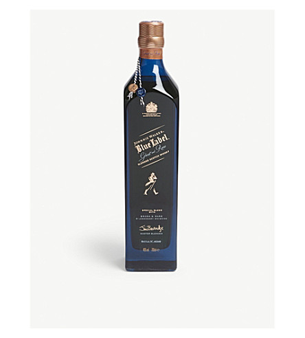 BLENDED WHISKY Johnnie walker ghost rare edition 700ml