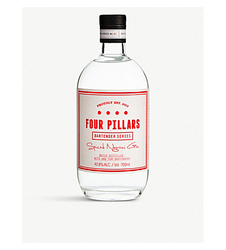 AUSTRALIA 四根柱子香料 Negroni 杜松子酒700毫升
