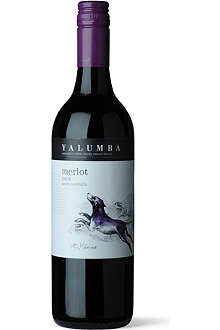 YALUMBA Y Series Merlot 2008 750ml