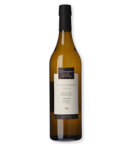 WORLD OTHER Le Chasselas Selection Villette Grand Cru 750ml