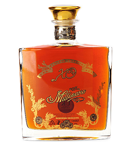 RON MILLONARIO XO dark rum 700ml