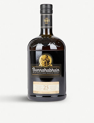 NONE 25 year old single malt Scotch whisky 700ml