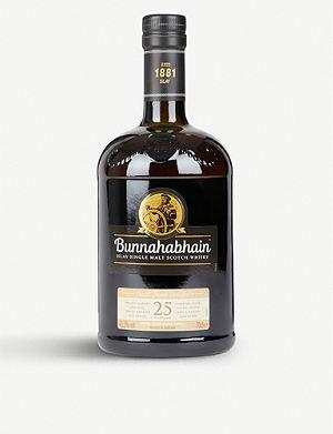 NONE 25 year old single malt Scotch whisky 700ml