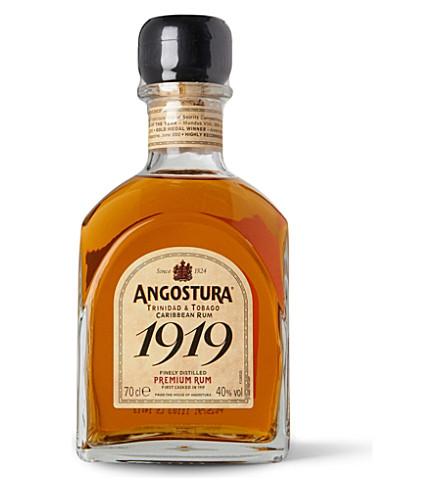 RUM 1919 Caribbean rum 750ml