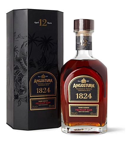 RUM 1824 Caribbean rum 750ml