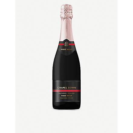 CHAPEL DOWN Rosé Brut NV 750ml