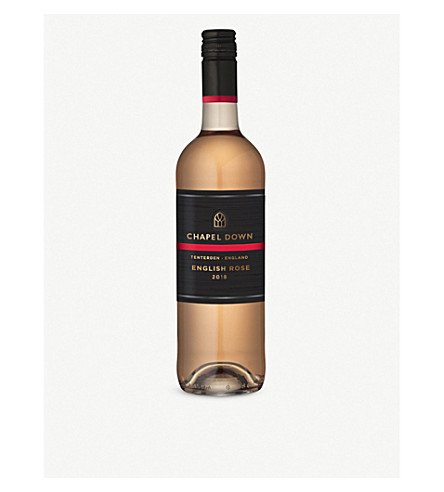 CHAPEL DOWN English Rose 2009 750ml