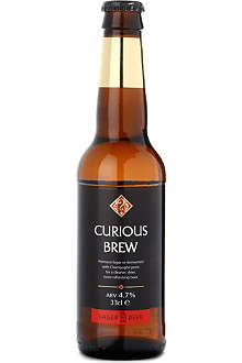 Curious lager brew 330ml