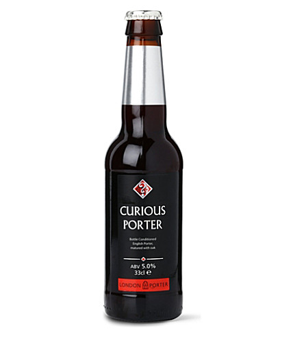 CHAPEL DOWN Curious Porter 330ml