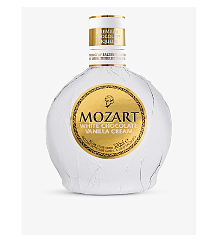 MOZART White chocolate cream 500ml