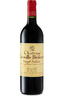Chateau Leoville Poyferre, Saint-Julien, 1996 750ml