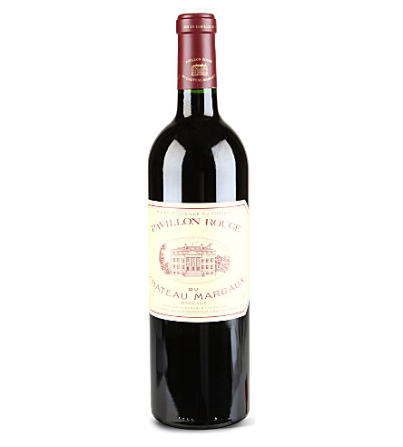 FINE WINES Chateau Margaux 2001 750ml