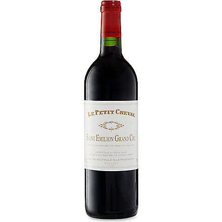 LA PETIT CHEVAL Saint-Emilion 1998 750ml