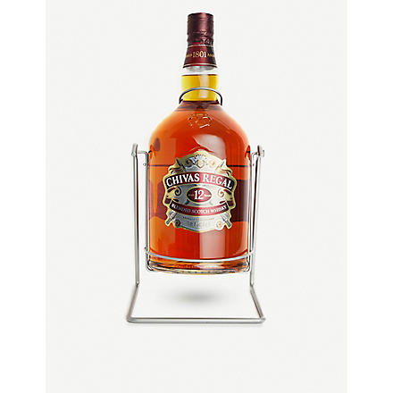 CHIVAS REGAL 12 year old 4500ml