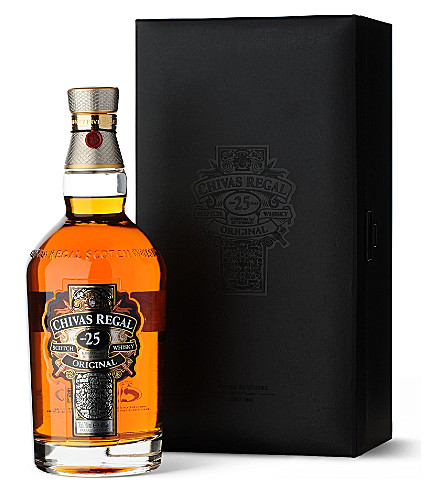 CHIVAS REGAL 25 year old 700ml