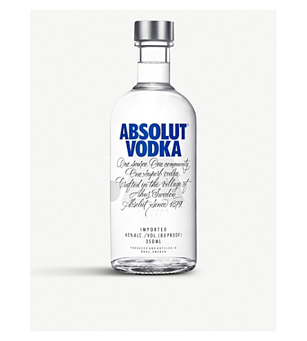 ABSOLUT Absolut Vodka 350ml