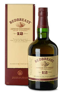 REDBREAST 12 year old single pot still 700ml