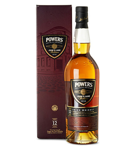 IRISH WHISKY John Lane 700ml