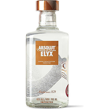 ABSOLUT Absolut Elyx vodka 700ml