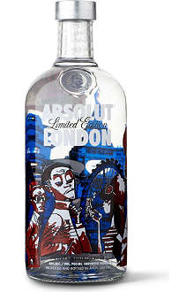 ABSOLUT London vodka 700ml