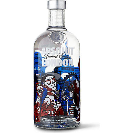 London vodka 700ml