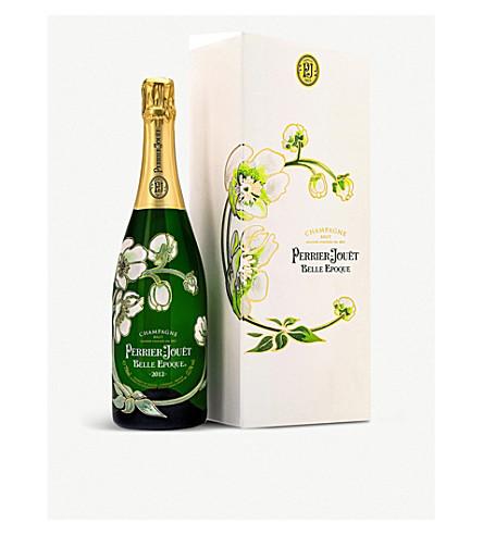 PERRIER JOUET Belle Epoque Brut champagne vintage gift box 750ml