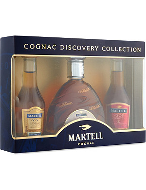 NONE Cognac Discovery Collection 3x50ml