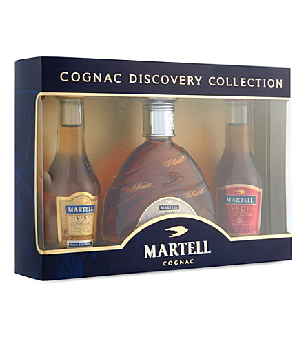 COGNAC Cognac Discovery Collection 3x50ml