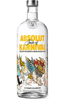 ABSOLUT Absolut Taste of Karnival 1000ml