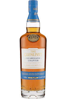 GLENLIVET Guardians' chapter single malt scotch whisky 700ml