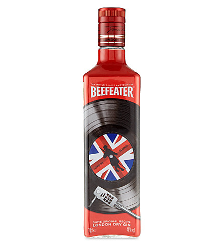 BEEFEATER Sounds London dry gin 700ml