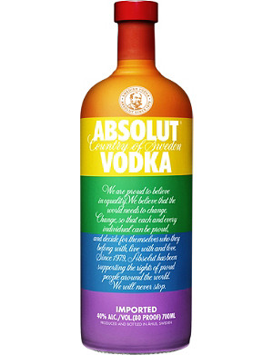 ABSOLUT Colours limited edition 700ml