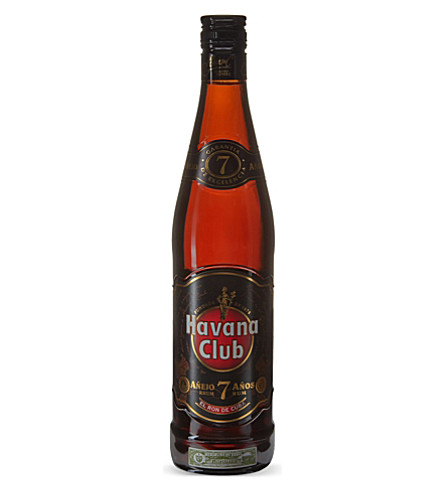 HAVANNA CLUB 7 years rum gift box 700ml