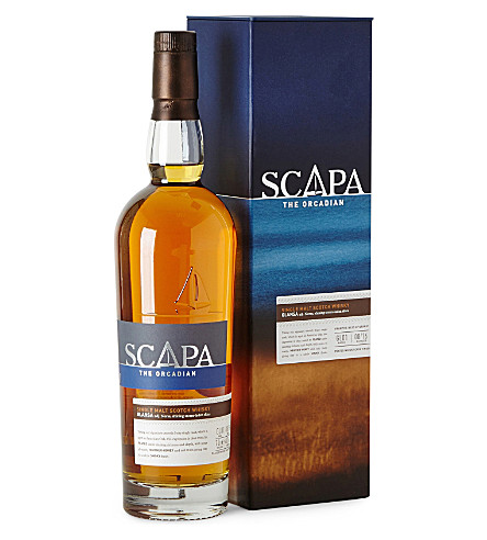 SCAPA Scapa Glansa single malt whisky 700ml