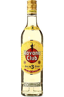HAVANA CLUB 3yo rum 700ml